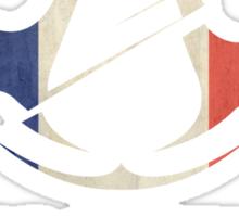 Flag of france Sticker