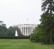White House by jupiterfire