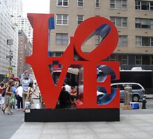 love in nyc by monicamona