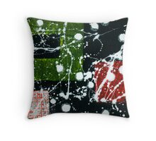 Homage to the Square Remix 2007 Throw Pillow