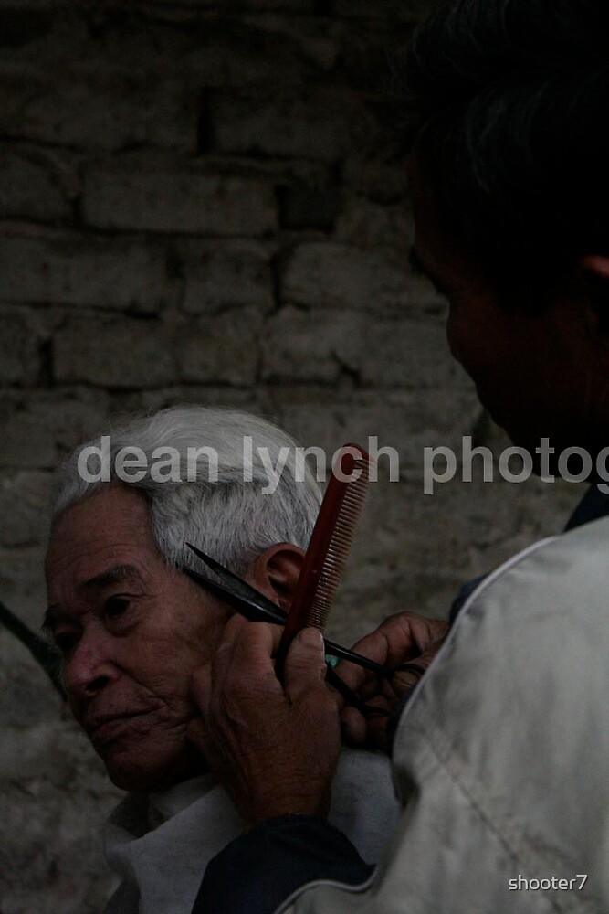 hair cut by shooter7