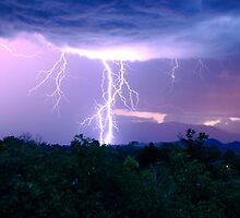 Inspired Lightning by Sean Bell