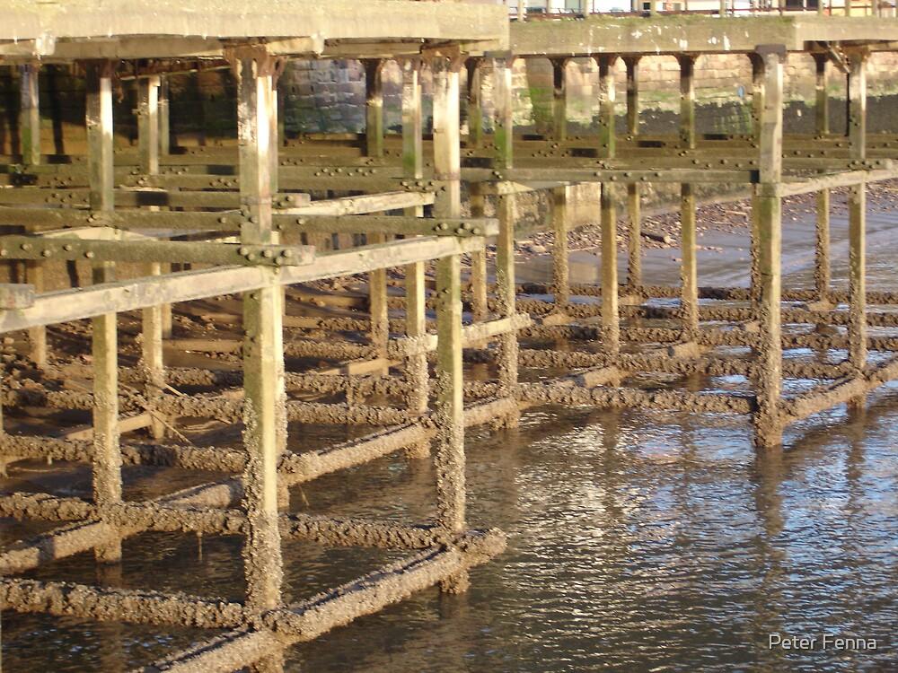 Under the pier 3 by Peter Fenna