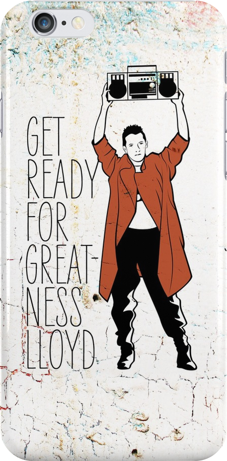 Get ready for greatness Lloyd by Tate ©
