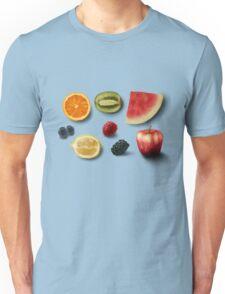 Fruit Salad Mix- Realistic Drawings Unisex T-Shirt