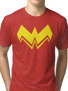 Super Hero Girl Tri-blend T-Shirt