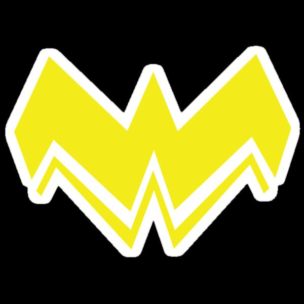 Wonder Girl T-Shirt by xanimekingdomx