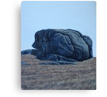 Study for Lonely Place  Canvas Print