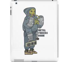 Metal Fingers Doom (Nehruvian) iPad Case/Skin