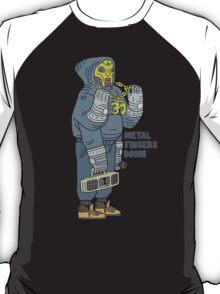 Metal Fingers Doom (Nehruvian) T-Shirt