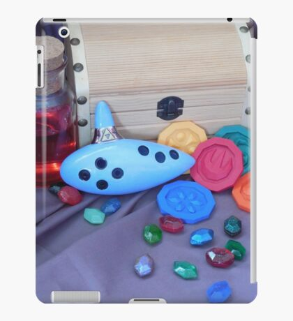Ocarina of Time iPad Case/Skin