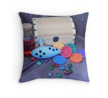 Ocarina of Time Throw Pillow