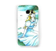 Princess of Light (Zelda: A Link to the Past) Samsung Galaxy Case/Skin