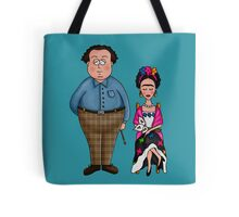 Diego & Frida Tote Bag