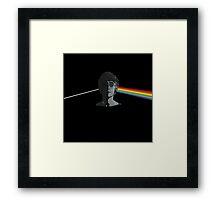 The Dark Side of John Lennon Framed Print