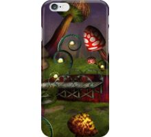 Mushroom - Deep in the Bayou iPhone Case/Skin
