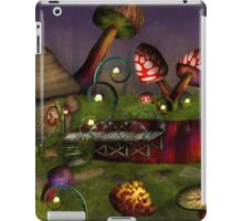 Mushroom - Deep in the Bayou iPad Case/Skin