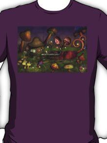 Mushroom - Deep in the Bayou T-Shirt