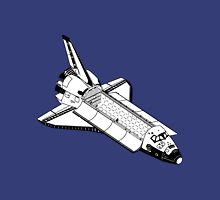 Space Shuttle Unisex T-Shirt