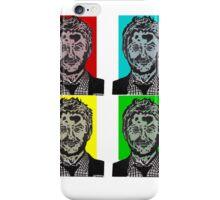 Zombie Chris Hardwick @nerdist fanart iPhone Case/Skin