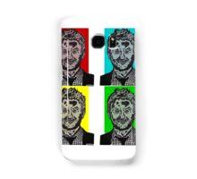 Zombie Chris Hardwick @nerdist fanart Samsung Galaxy Case/Skin