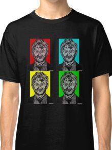 Zombie Chris Hardwick @nerdist fanart Classic T-Shirt