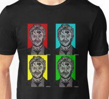 Zombie Chris Hardwick @nerdist fanart Unisex T-Shirt