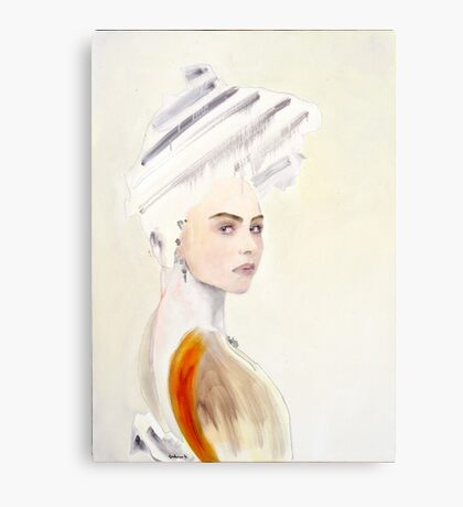 parure Canvas Print