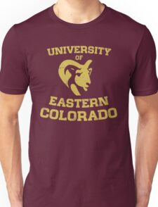 University of Eastern Colorado Unisex T-Shirt