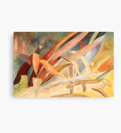 agaves Canvas Print