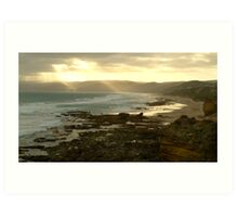 Fairhaven, Great Ocean Road Art Print