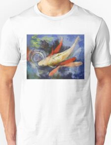 Koi and Water Ripples T-Shirt