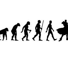 The Evolution of JoJo by outermostdig