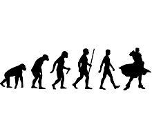 The Evolution of JoJo Photographic Print