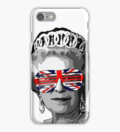 Queen Elizabeth iPhone Case/Skin