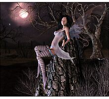 Moonbaking Photographic Print