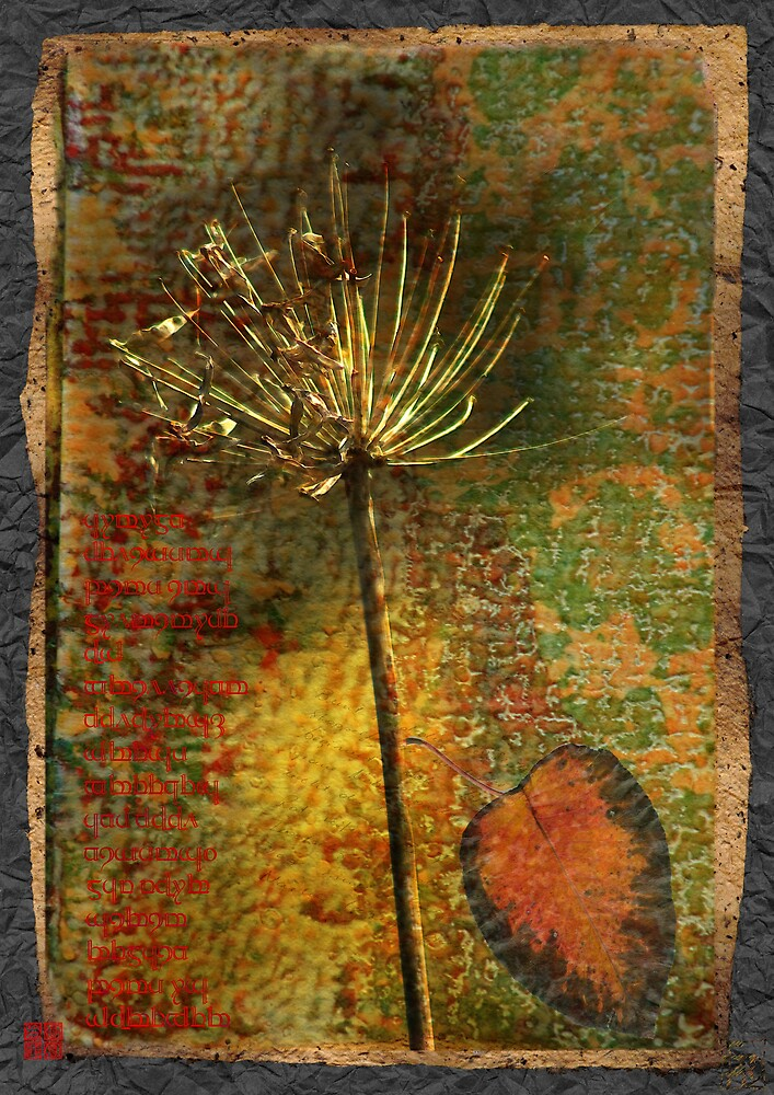Autumn by Sabine Spiesser
