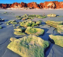 Red Green Blue, Cape Leveque by Mark Boyle