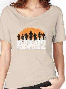 Red Dead Redemption 2  Women's Relaxed Fit T-Shirt