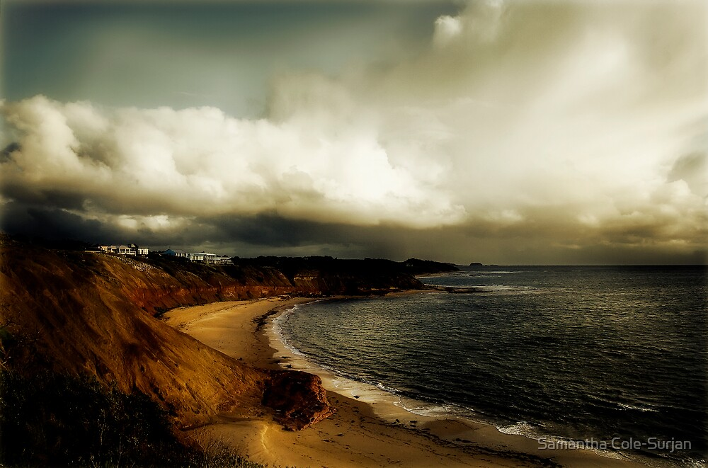 Lookout Point, Phillip Island, VICTORIA by Samantha Cole-Surjan