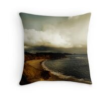 Lookout Point, Phillip Island, VICTORIA Throw Pillow