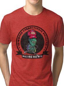 Dead Men Walkin' Tri-blend T-Shirt