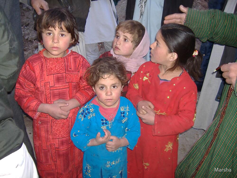 Children of Kabul  by Marsha