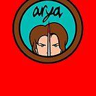Arya The Animated Series  by foureyedesign