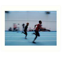 Physical Movement Art Print
