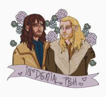 Fili and Kili - in denial about the Battle of the Five Armies by arkenscone