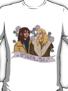 Fili and Kili - in denial about the Battle of the Five Armies T-Shirt