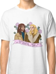 Fili and Kili - in denial about the Battle of the Five Armies Classic T-Shirt