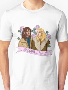 Fili and Kili - in denial about the Battle of the Five Armies Unisex T-Shirt