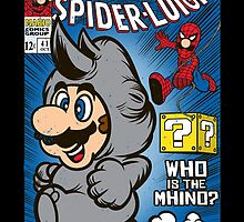 Spider-Luigi by popnerd